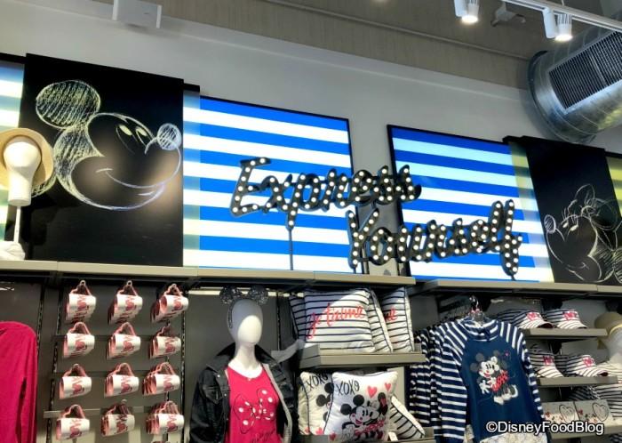 Disney Corner Store