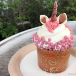 Rose Gold + Unicorn + Cupcake = The Ultimate Millennial Snack in Disney World