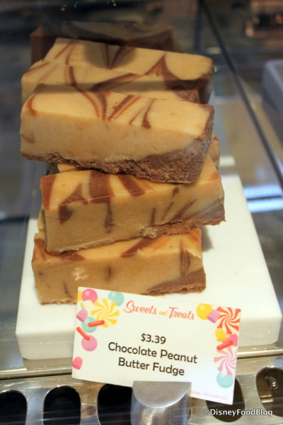 Chocolate Peanut Butter Fudge