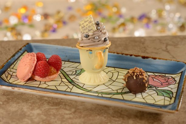 New Dessert for Prix Fixe Be Our Guest Restaurant Dinner ...
