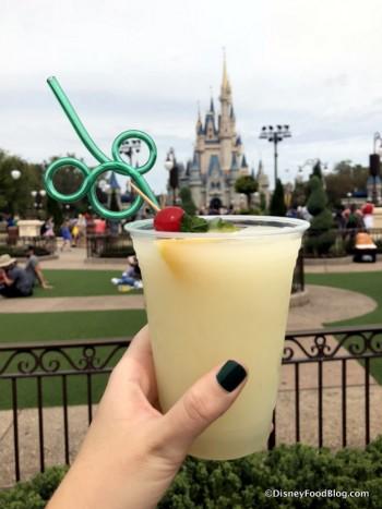 Frozen Mint Julep Lemonade