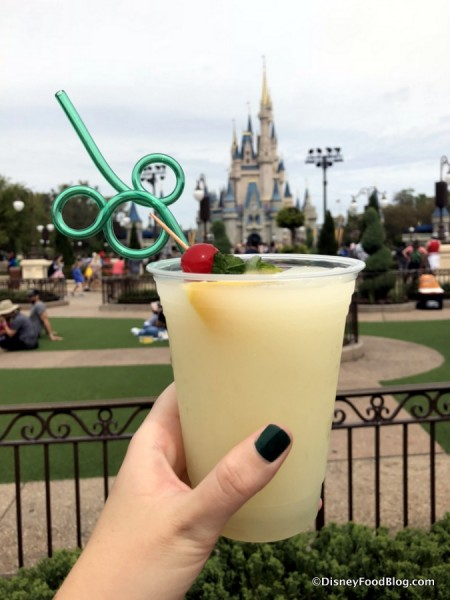 Frozen Mint Julep Lemonade