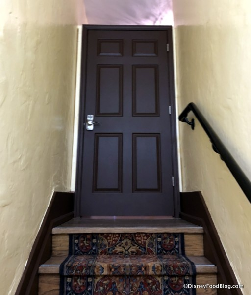 Stairwell and Doorway