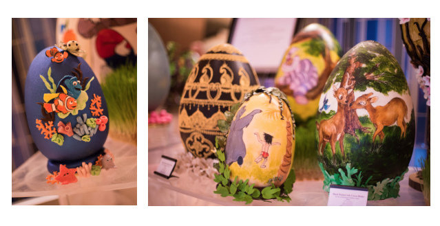 Easter Egg Display ©Disney