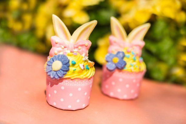 Springtime Cupcake ©Disney