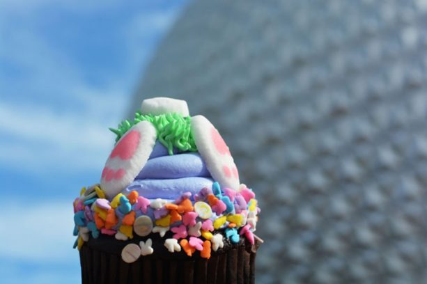 Bunny Cupcake ©Disney