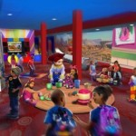 Reservations Open for Contemporary Resort's Pixar Play Zone in Disney World!