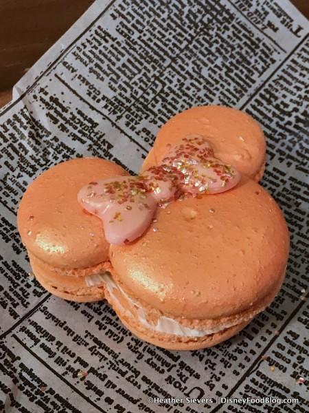 Rose Gold Macaron