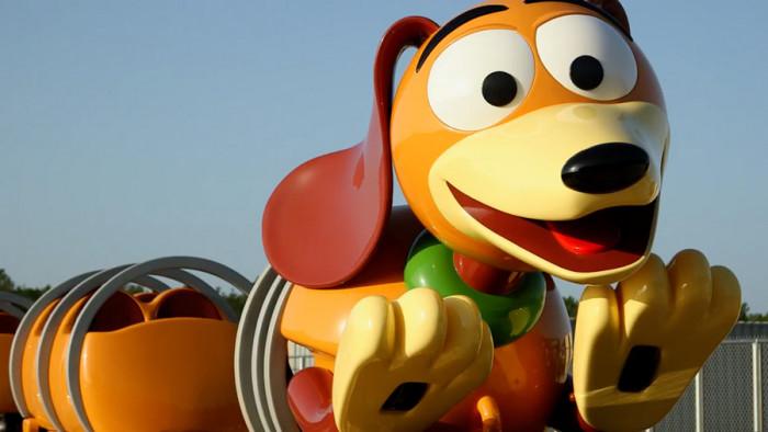 Slinky Dog Dash ©Disney