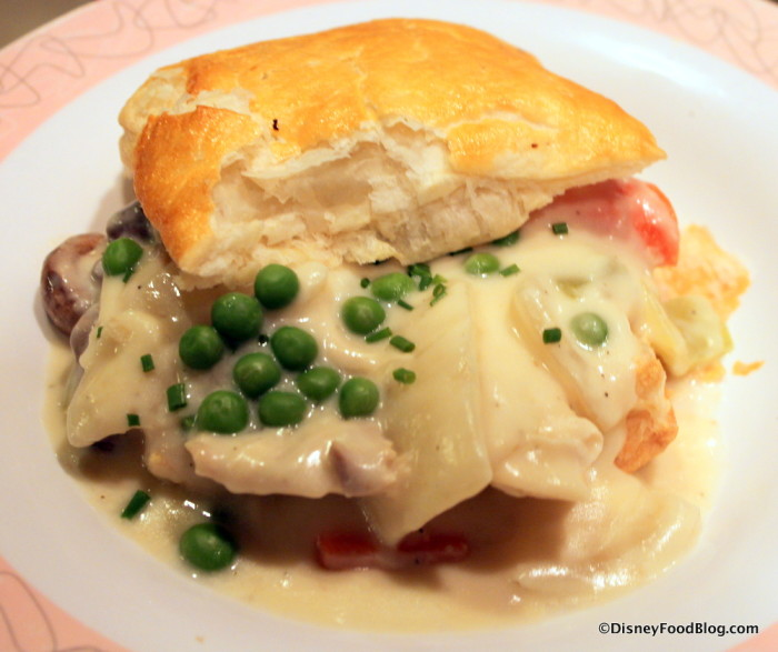 Adult Chicken Pot Pie