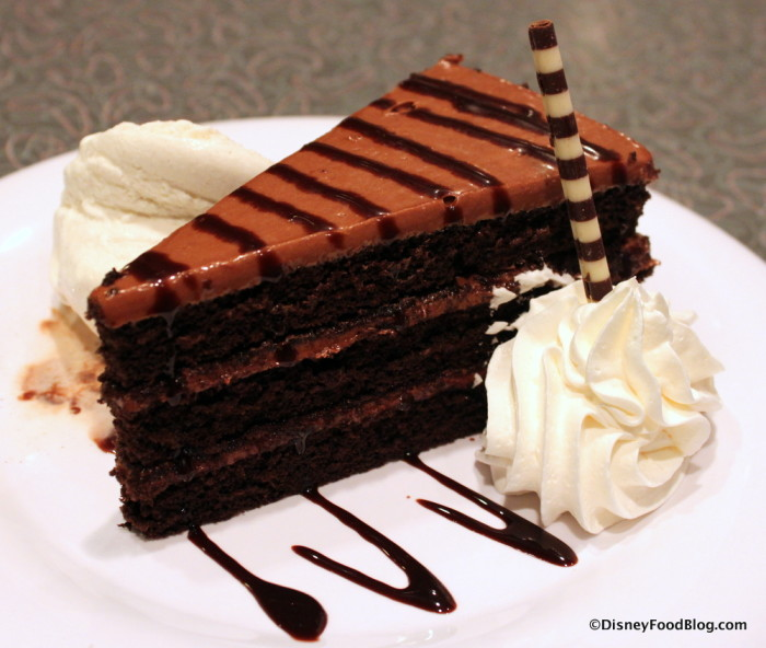 Dad's Favorite Chocolate Peanut Butter Layer Cake