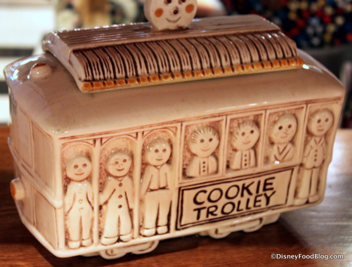 Everyone should have a Cookie Trolley.