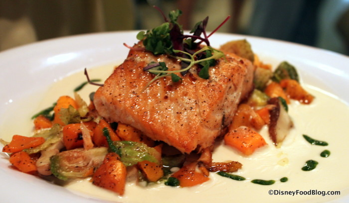 Sustainable Verlasso Salmon