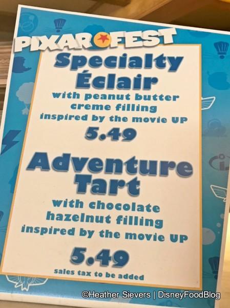 Adventure Tart at Jolly Holiday