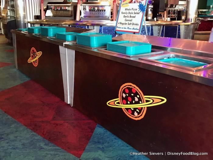 Alien Pizza Planet setup