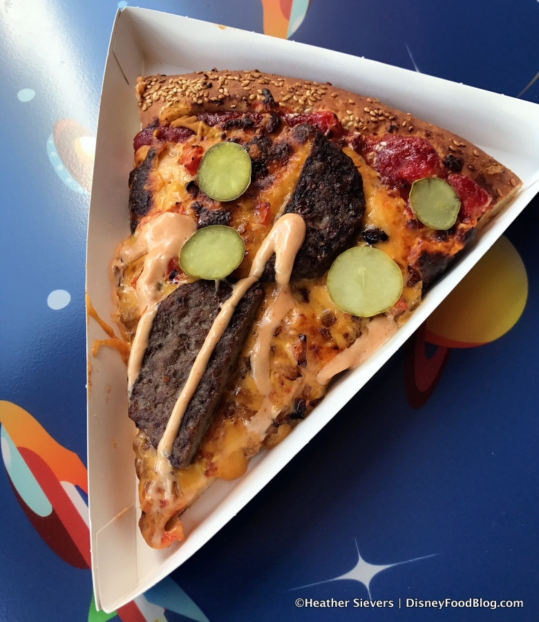 Review: Alien Pizza Planet for Disneyland's Pixar Fest!