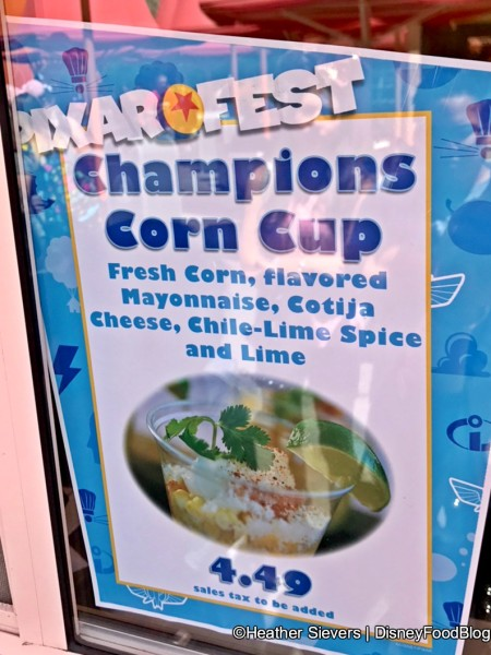 Champions Corn Cup