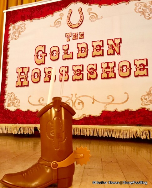 Woody's Boot at Golden Horseshoe