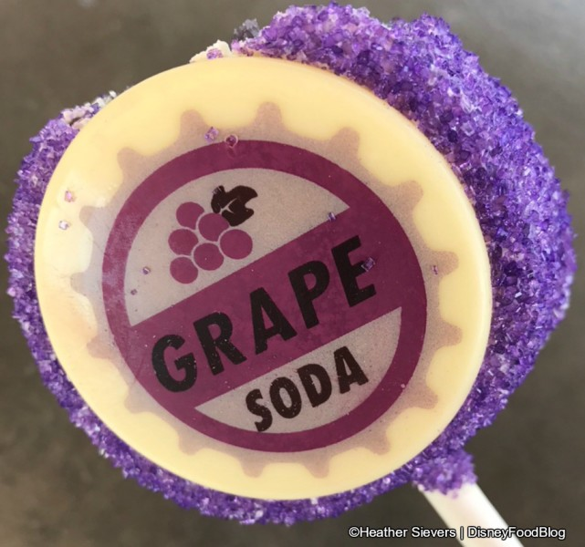 Grape Soda Decal