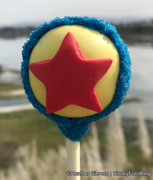 Luxo Ball Cake Pop