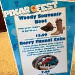 Pixar Fest Eats: Jessie's Berry Jubilee Funnel Cake in Disneyland