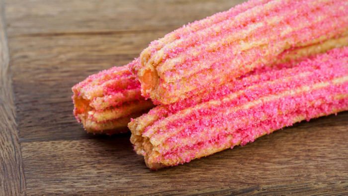 Lotso Strawberry Churros ©Disney