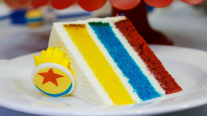 Pixar Fest Celebration Cake ©Disney