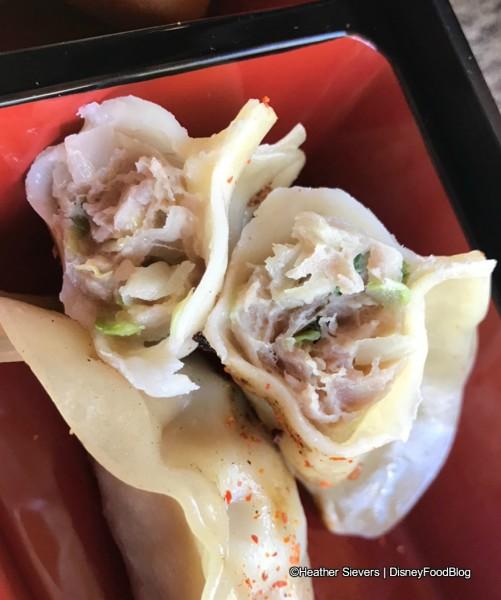 Dumplings Interior