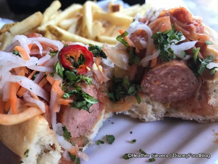 Island-Style Hot Dog