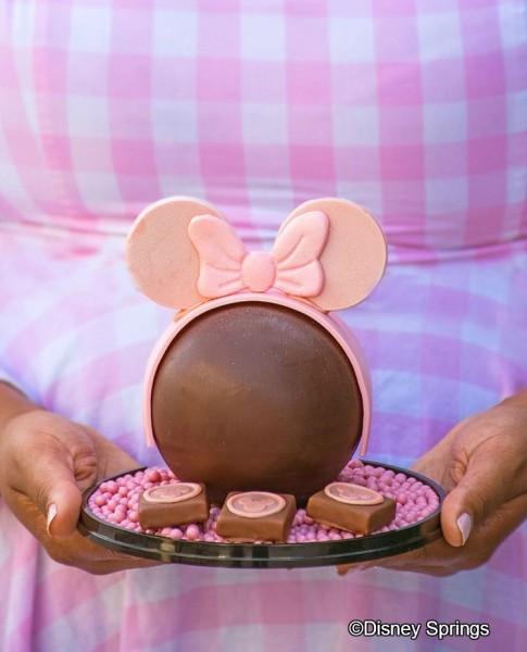 The Ganachery Millennial Pink Chocolate Ears