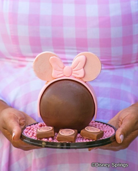 The Ganachery Millennial Pink Chocolate Ears