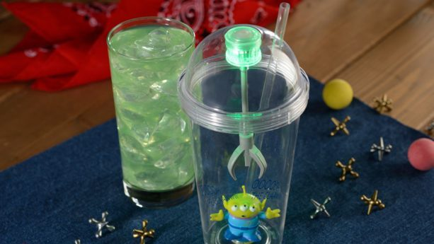 Mystic Portal Punch and Alien Sipper