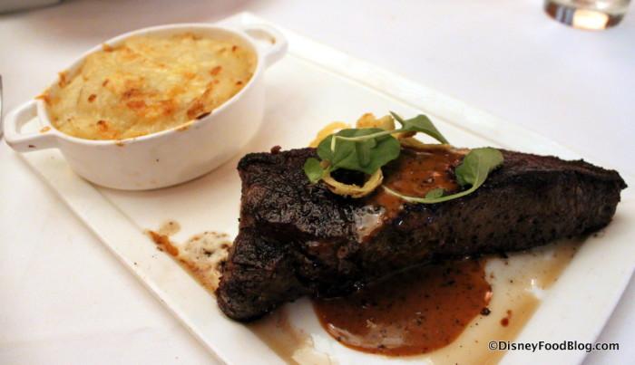 12-Ounce New York Strip Steak