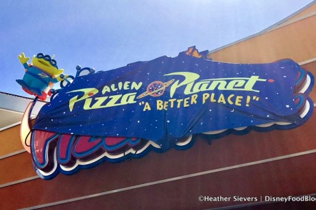 "Alien Pizza Planet -- ""A Better Place"""