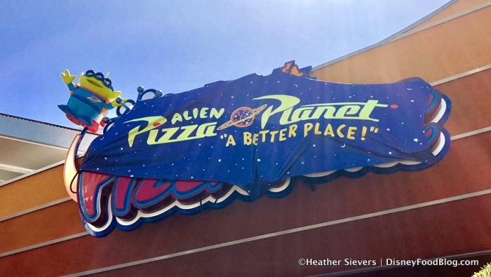 """Alien Pizza Planet -- """"A Better Place"""""""