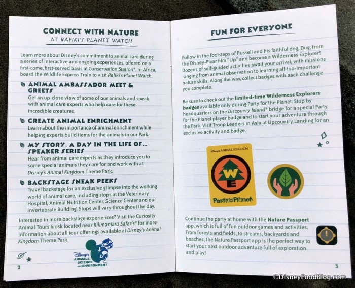 Party for the Planet Adventure Guide