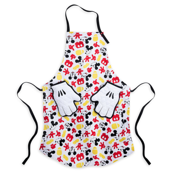 Disney Eats Apron and Oven Mitts