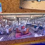 Sneak Peek at Lamplight Lounge Coming to Pixar Pier!