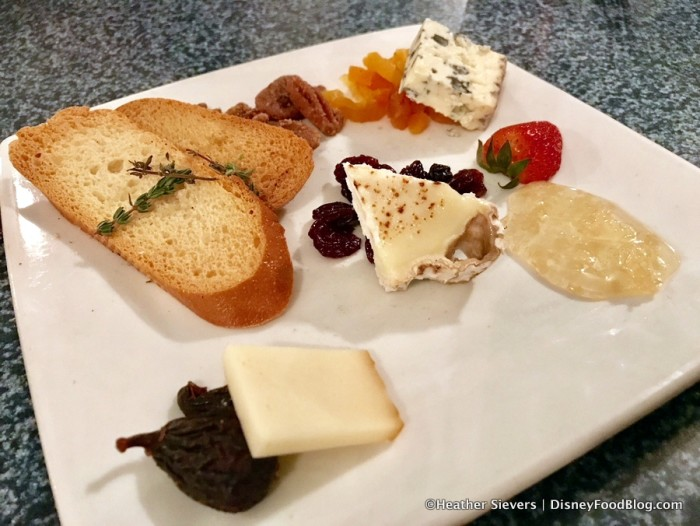 Specialty Cheese Flight