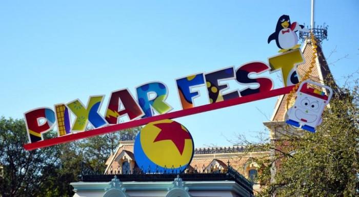 Pixar Fest ©Disney