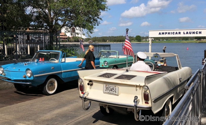 Amphicar Launch