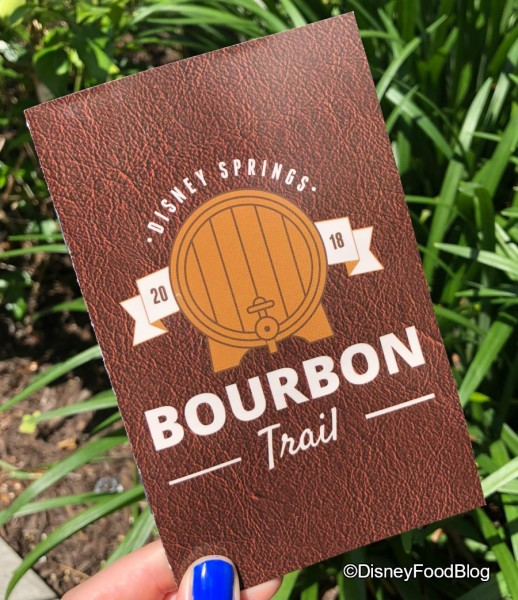 Bourbon Trail Passport