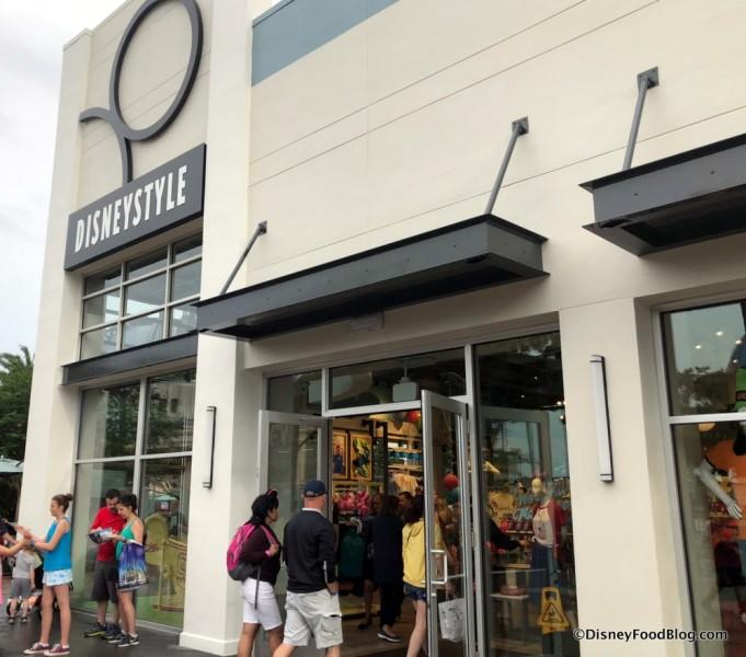 Disney Style Store in Disney Springs