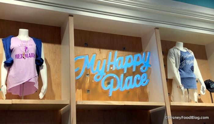 Disney Style Store Display