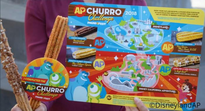 AP Churro Challenge