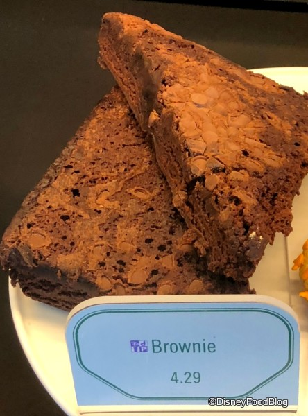 Brownie at Fountain View