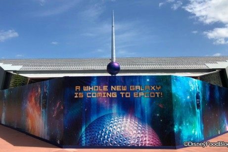 Sneak Peek! Check Out the Ride Vehicle and More for Epcot's Guardians of the Galaxy Ride!