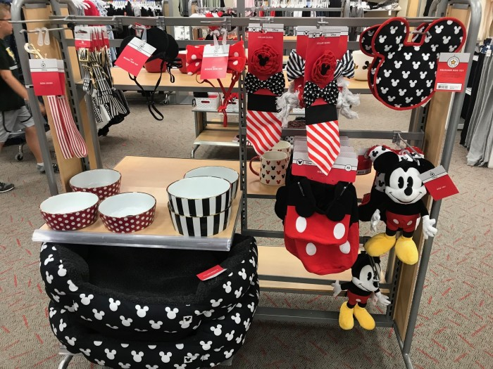 Target Junk Food Mickey Pet Accessories