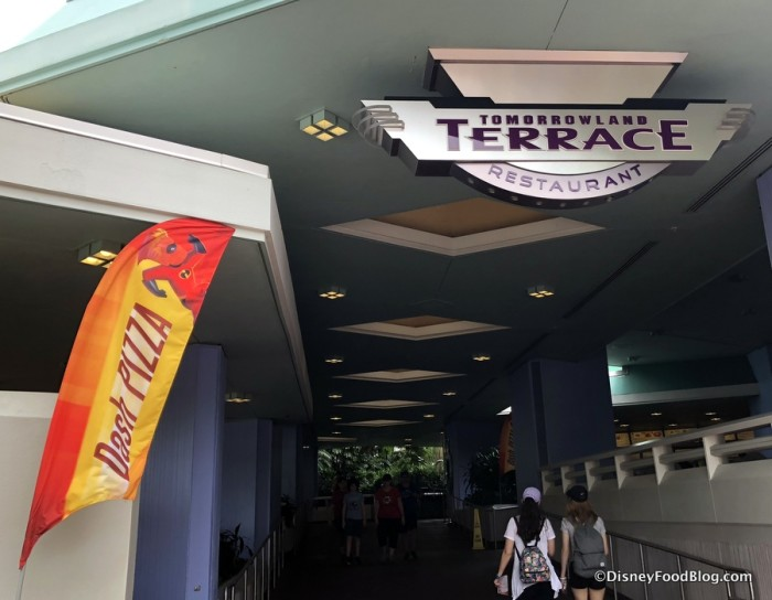 Tomorrowland Terrace Restaurant