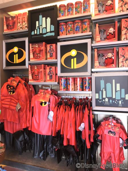 Incredibles Merchandise